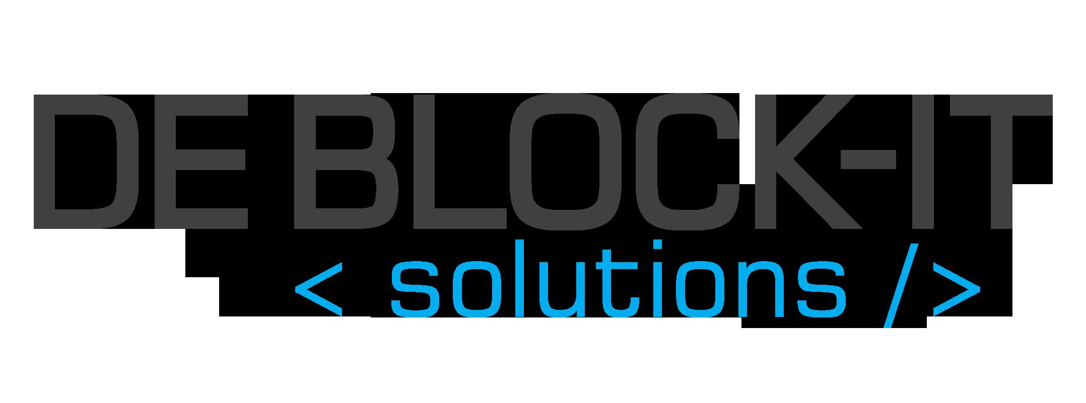 De Block-IT